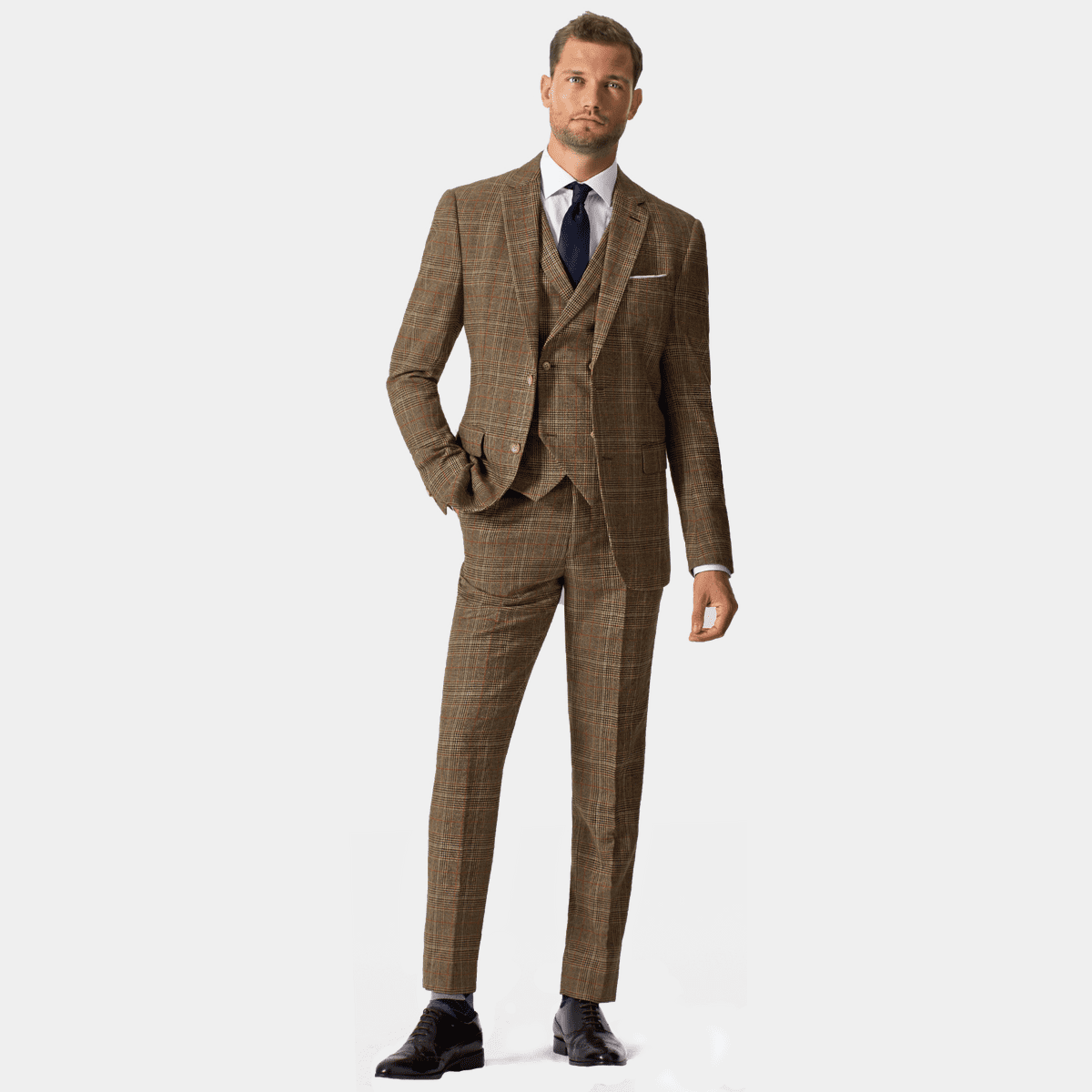 Tweed Suits High Quality Tweed Fabrics Hockerty