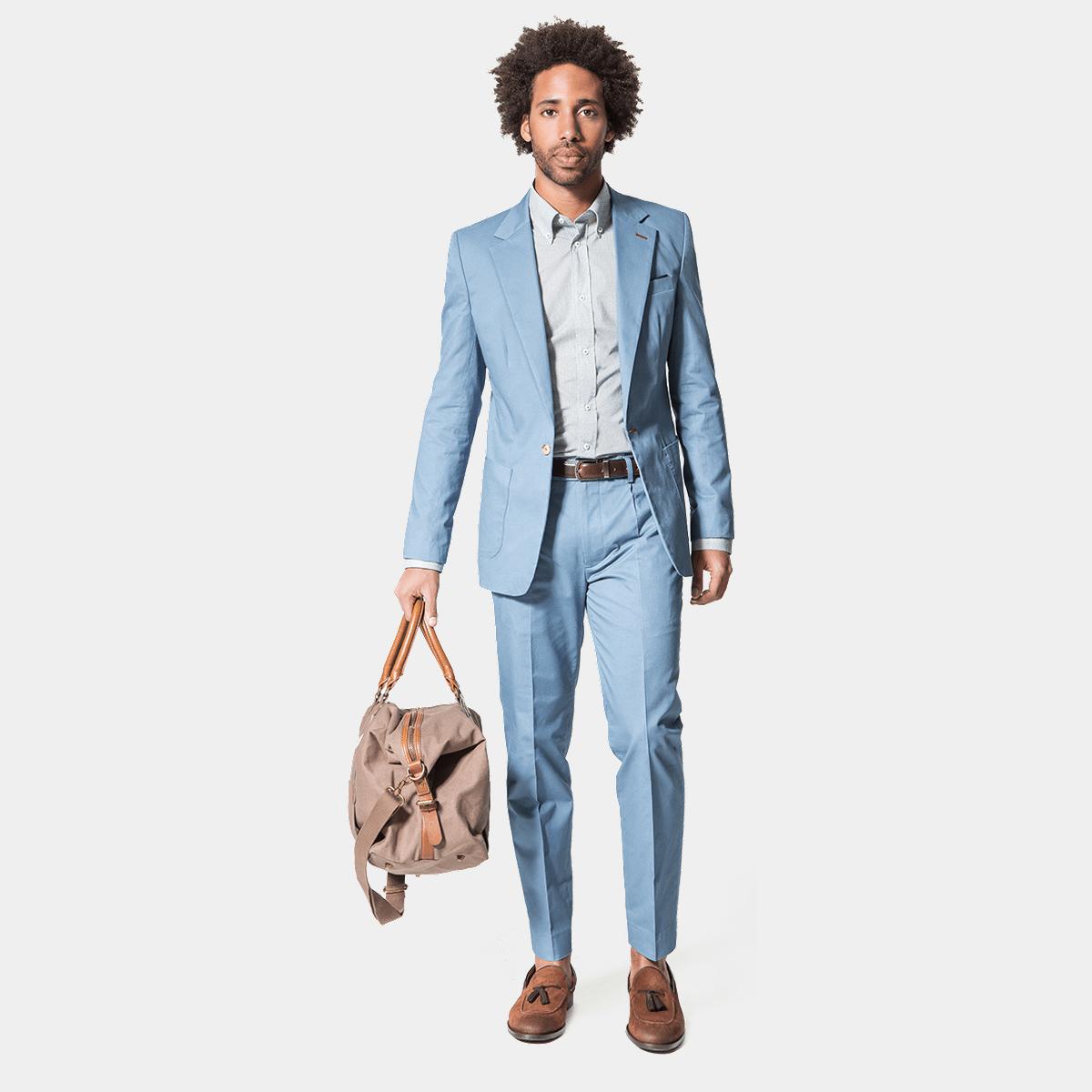 absolut stilvoll Top Qualität Brauch Baumwoll Anzüge | Männer Anzüge aus Baumwolle