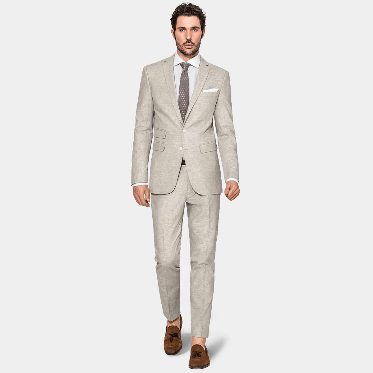 Mens Linen Suits High Quality Linen Fabrics Hockerty