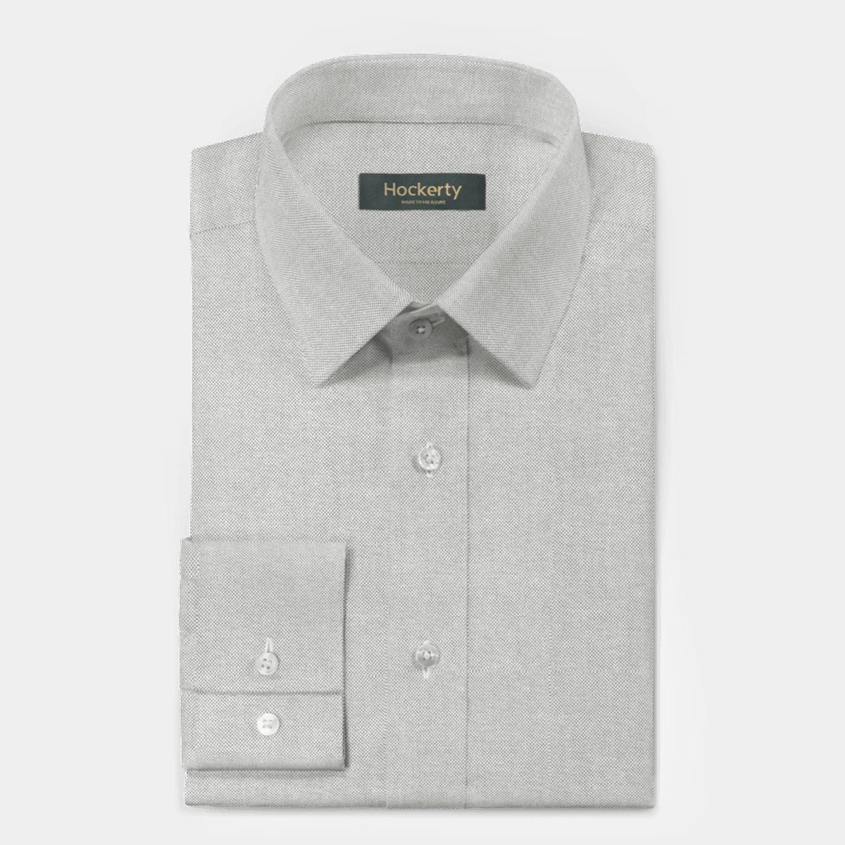 Camicia oxford grigia 52€ - Nigels  d352bccdc1d1