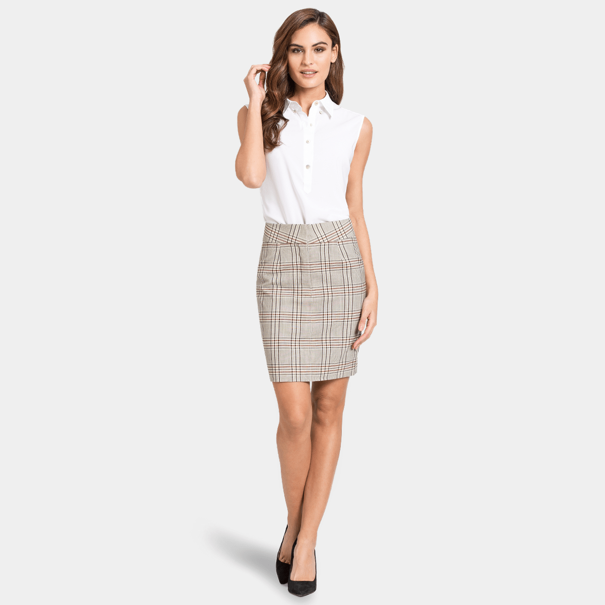 0897f01bf Women's Custom Skirts | Custom Workwear, Suits & Blazers - Sumissura