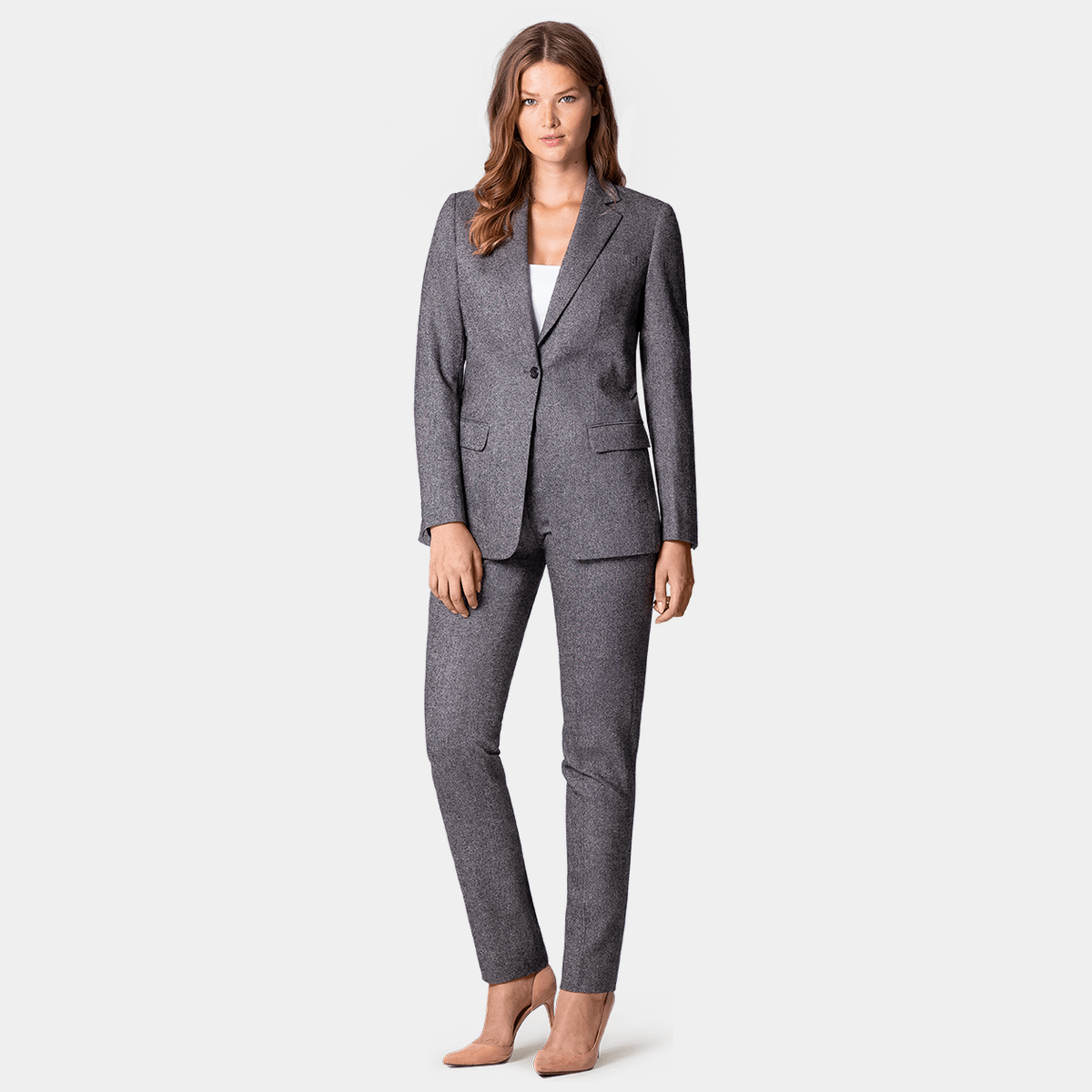 23c447a66ed6 Women's Tweed Suits | Made to Measure - Sumissura