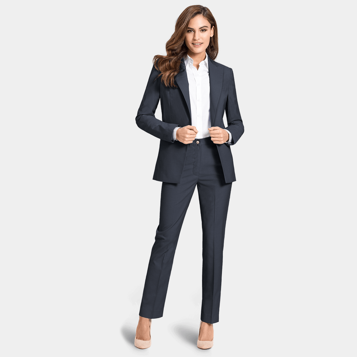 39ff3067a825d Pant Suits for Women [Made-to-Measure] - Sumissura
